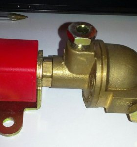 Газовый электромагнитный клапан