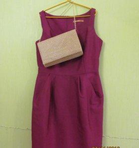 Коктейльное платье Zarina новое