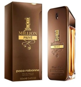 "Paco Rabanne ""1 Million Prive"" 100 мл"