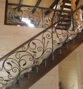 Перила для лестниц балконов лоджий