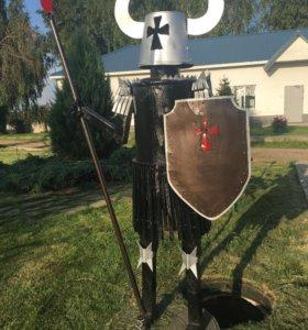 Рыцарь (ручная работа)