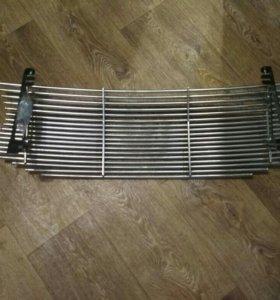 Решётка радиатора на УАЗ патриот