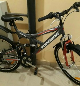 Новый велосипед TOPGEAR