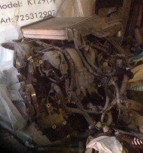 Двигатель с навесным на мазда со-7