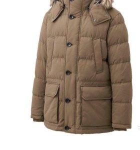 Зимняя куртка, парка (пуховик) мужская