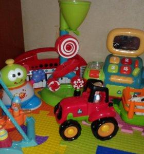 Развивающие игрушки ELC