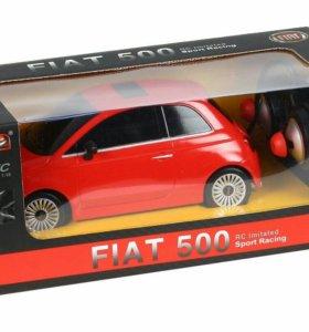 Машина р/у Fiat 500