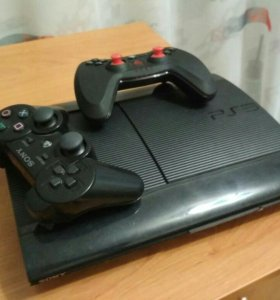PlayStation3 super slim (500 gb)