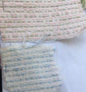 Костюмное-плательная ткань