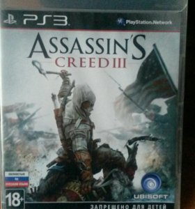 Ps3 Assassin's Creed 3