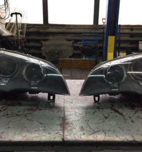 BMW X5 E70 бмв Х5 Е70 Фары Би ксенон в сборе