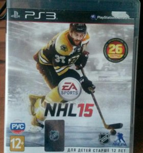 Ps3 Ea sports NHL 15