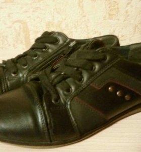 Туфли для мальчика р.35