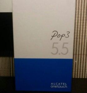 Смартфон Alcatel one touch pop 3 5054D