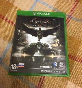 Игра BATMAN Рыцарь Аркхема на Xbox one