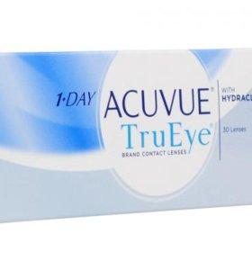 Линзы 1-Day Acuvue TruEye (13 шт.) -4.25