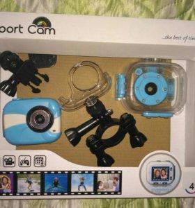 Экшен камера (спортивная камера)