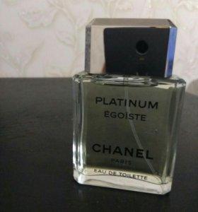 Chanel platinum egoiste оригинал.