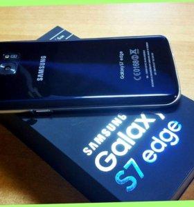 Samsung S7 EDGE. Гарантия! + Powerbank!