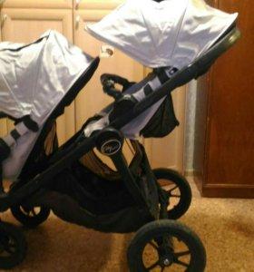 Коляска Baby Jogger city select double