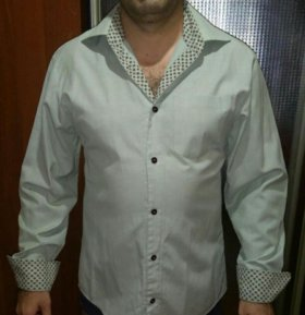 Рубашки Kira Naimann. 48-50
