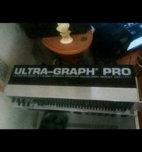 Эквалайзер BEHRINGER ULTRA GRAPH PRO GEQ 3102