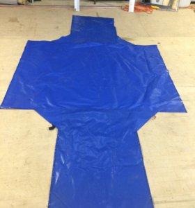 Сумка - конверт для лодки пвх из пвх ткани