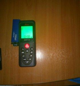 Дальномер лазерный leica disto d3