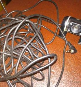 Камера с ИК подвеской