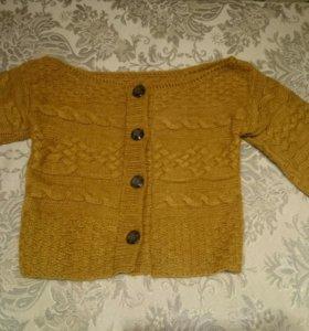 Жилетка-пиджак