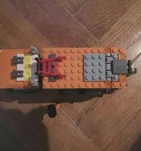 Лего мусоровоз 7991