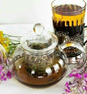 Иван-чай с целебными травами 100 грамм