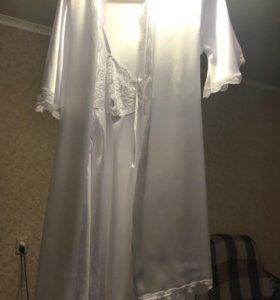 Сорочка и халатик