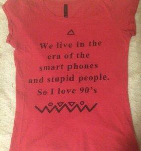 футболка из sinsay'а