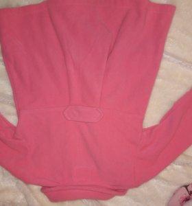Пальто для девочки новое
