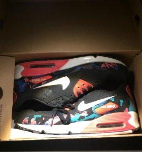 Кроссовки Nike Air Max, возможен торг