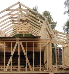 Реконструкция старого дома в Сергиевом-Посаде