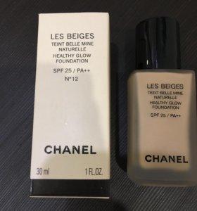 Тональный крем Chanel les beiges оригинал новый