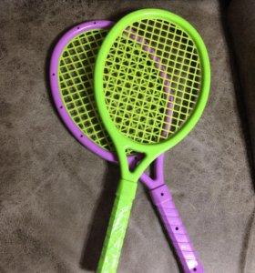 Ракетки детские/теннис/бадминтон