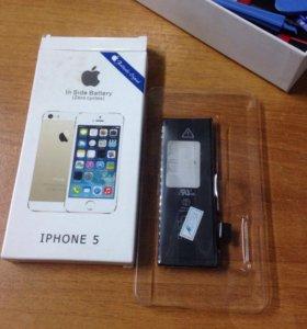 Батарейка iphone 5