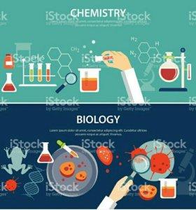 Подготовка к ЕГЭ по химии и биологии