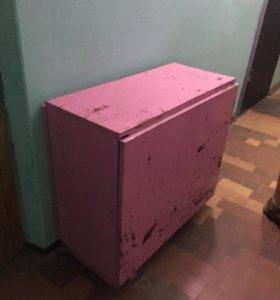 Стол книжка раскладной из ссср