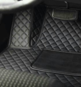 Ковики ЭКОКожа VW Polo