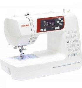Бытовая швейная машина Janome DC 603 ws