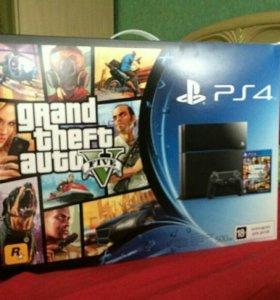 Playstation 4 GTA 5 Bundle 500GB