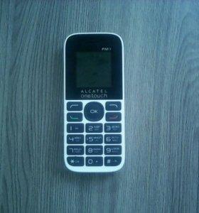 Телефон Alcatel 1013d(2-е симкарты)