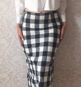 Французская юбка Agnes b Paris