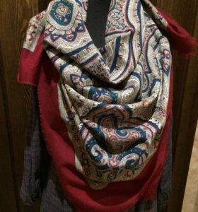 Огромный платок/шаль