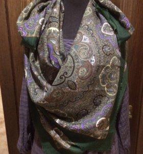 Огромная шаль/платок