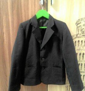 Пиджак школьника